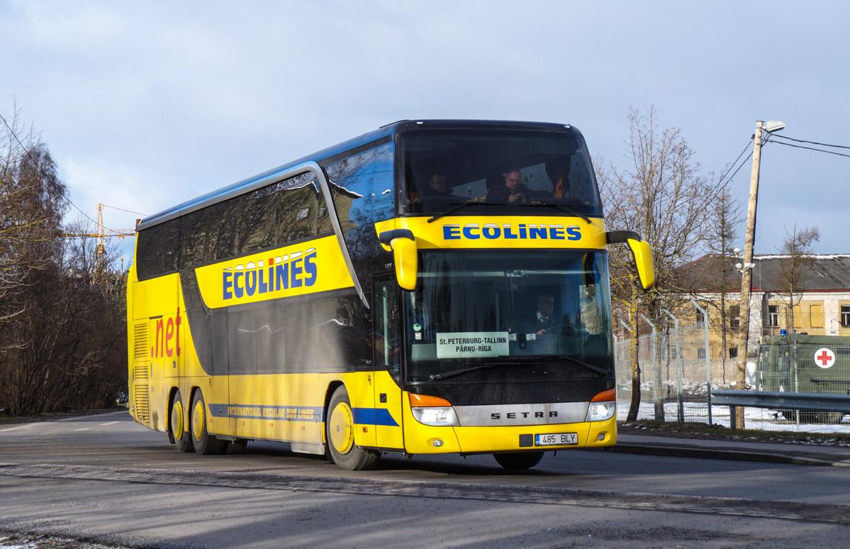 Tallinn, Setra S431DT № 324