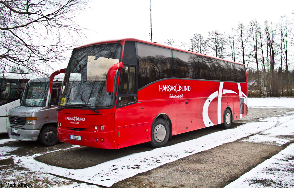 Kärdla, Jonckheere Mistral 70 № 731 AVE