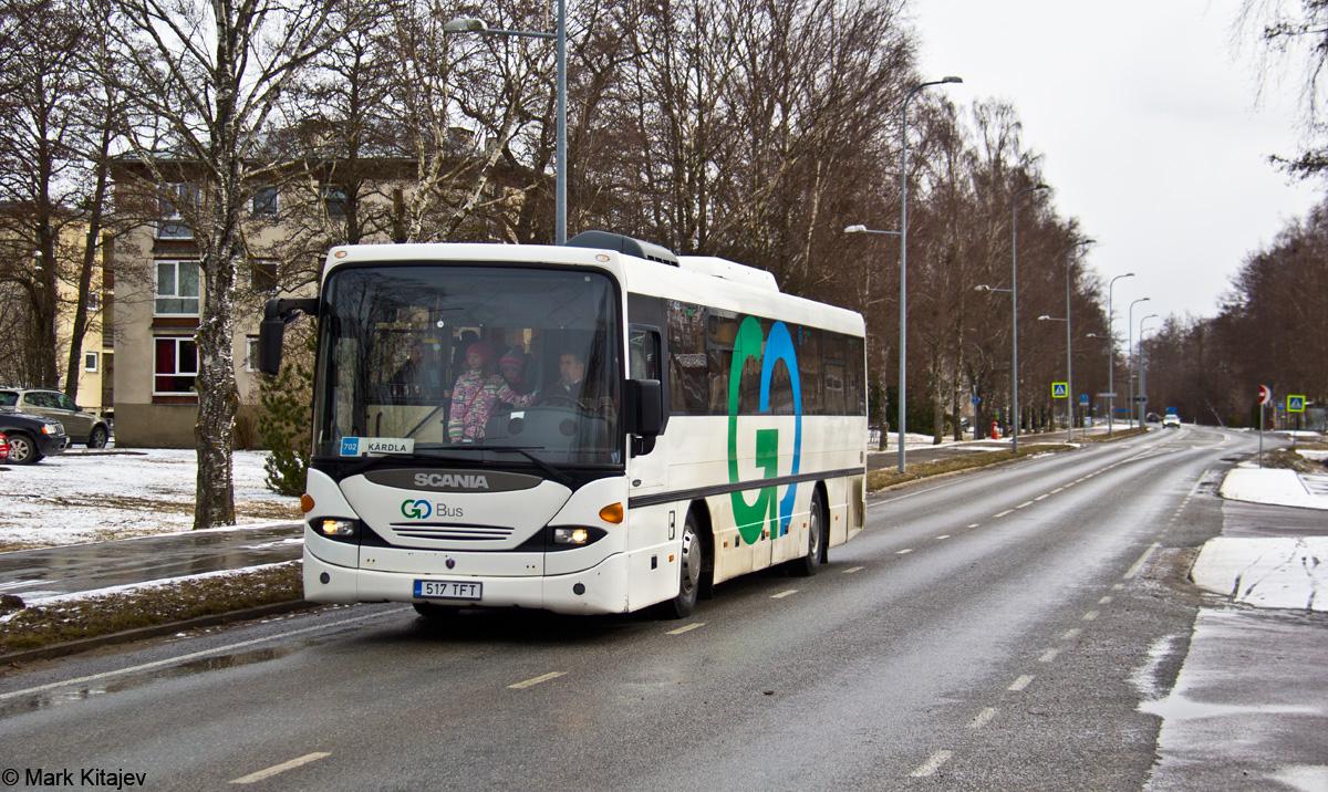 Kärdla, Scania OmniLine IL94IB № 517 TFT