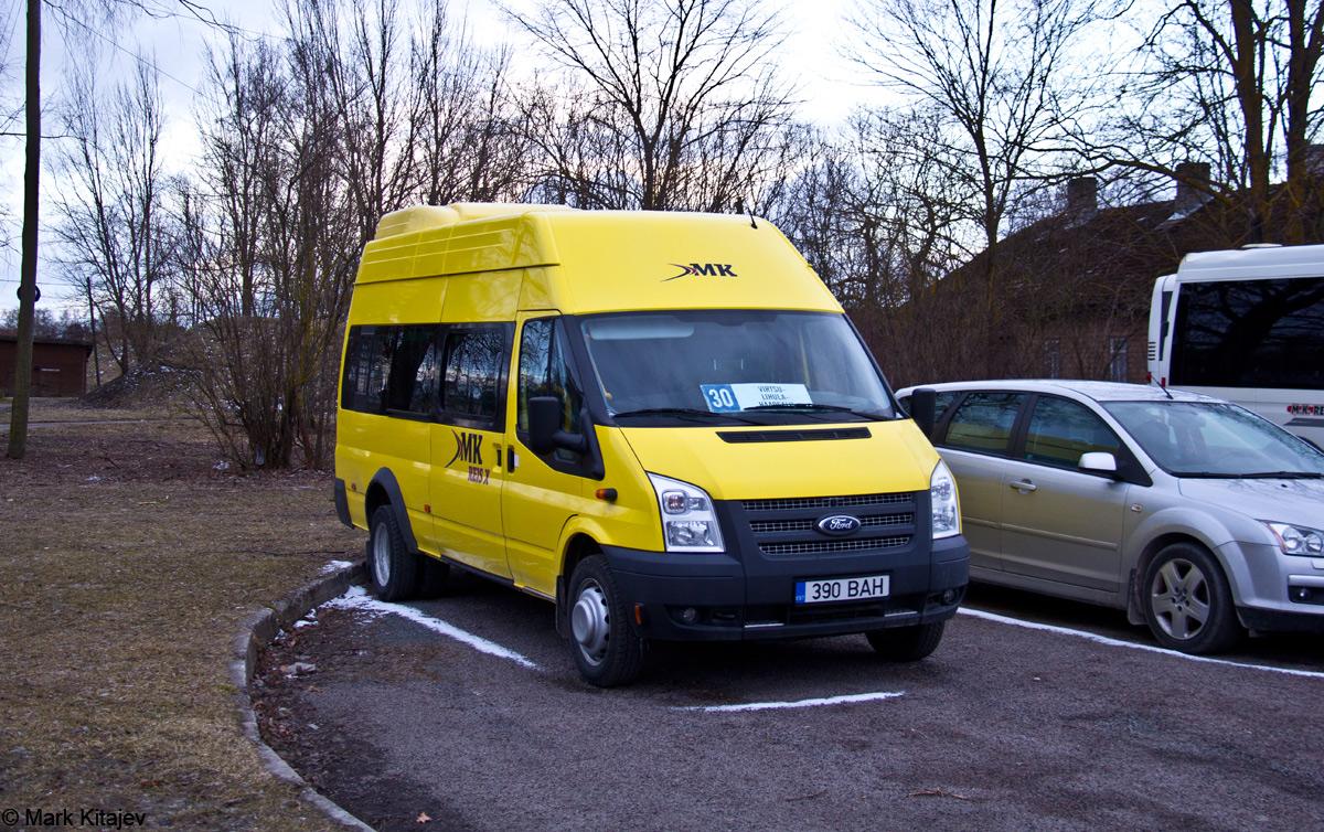 Haapsalu, Ford Transit № 390 BAH