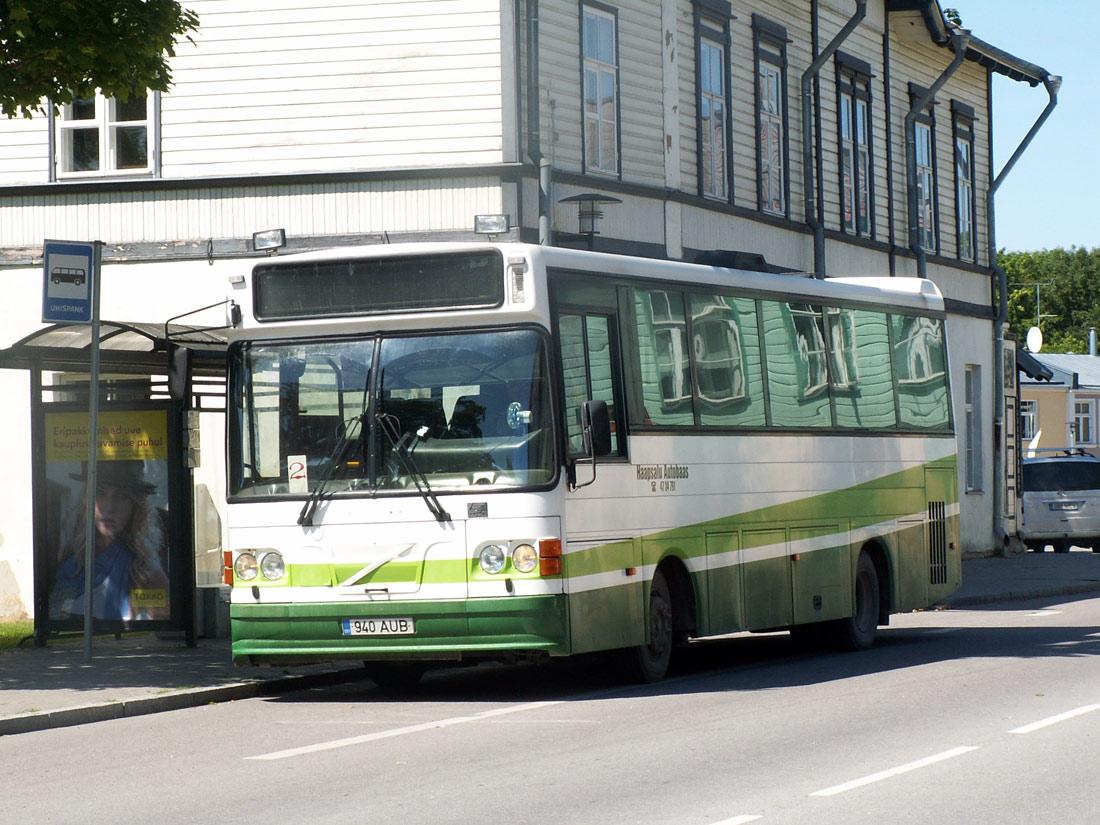 Haapsalu, Säffle 2000 № 940 AUB