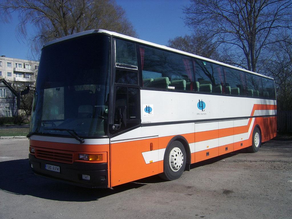 Lihula, Berkhof Excellence 1000LD № 590 AVM