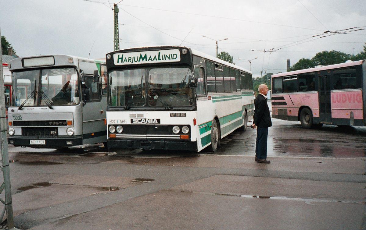 Tallinn, Wiima K200 № 003 Tallinn, VBK M50 № 027