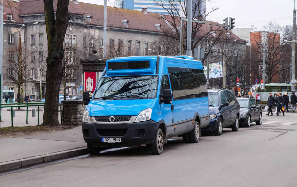 Tallinn, IVECO Daily 50C17B № 321 BNN