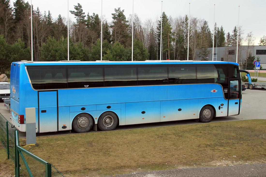 Tallinn, Van Hool T916 Acron № 715 BLS