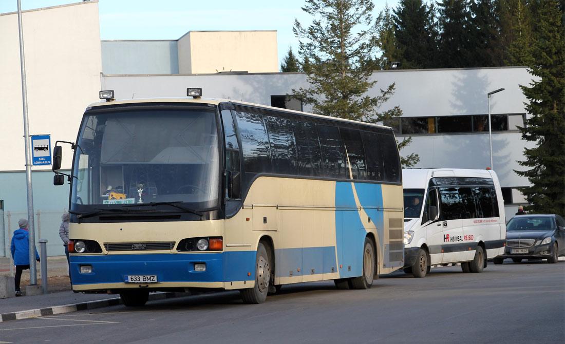 Kohtla-Järve, Carrus Regal 350 № 633 BMZ