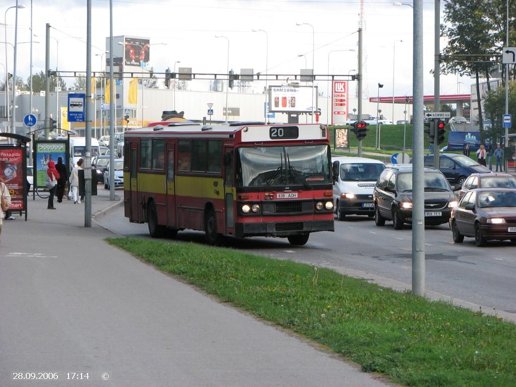 Tallinn, Säffle № 838