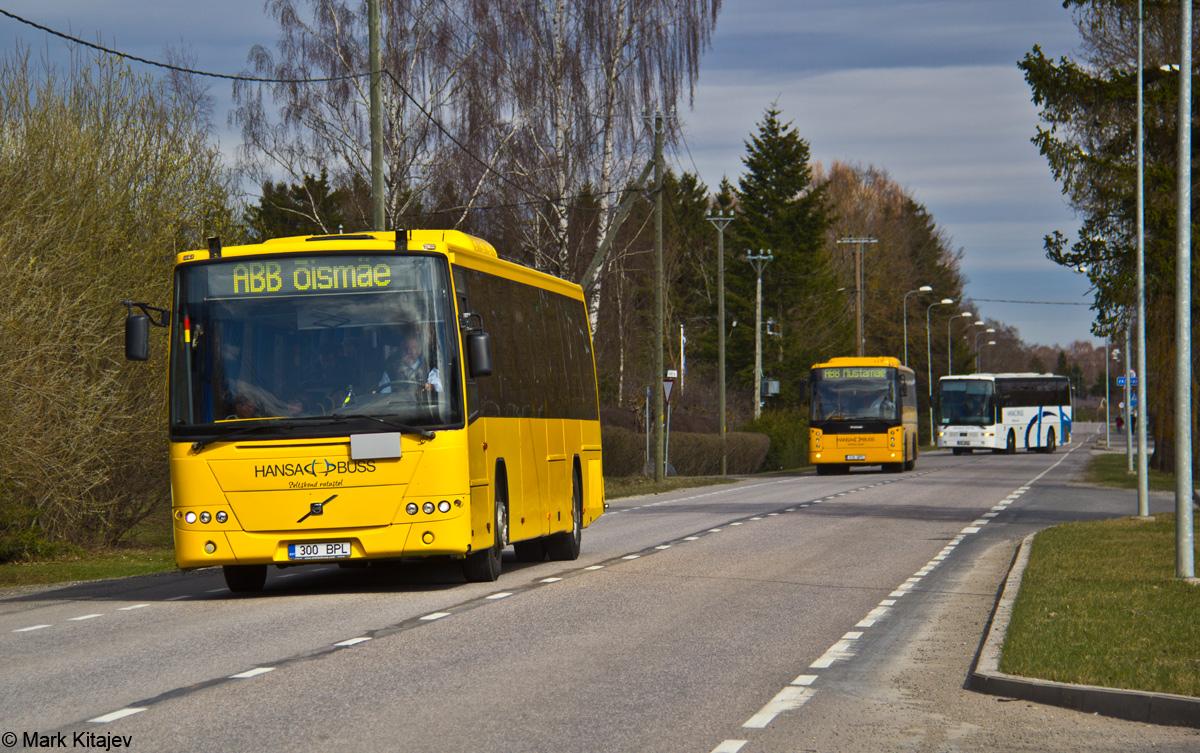 Tallinn, Volvo 8700LE № 300 BPL