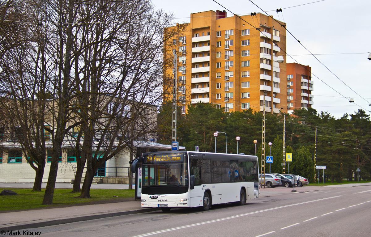 Tallinn, MAN A78 Lion's City LE № 602