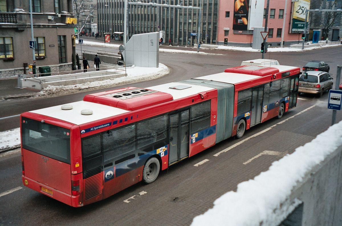 Tallinn, MAN A23 NG313 № 2228