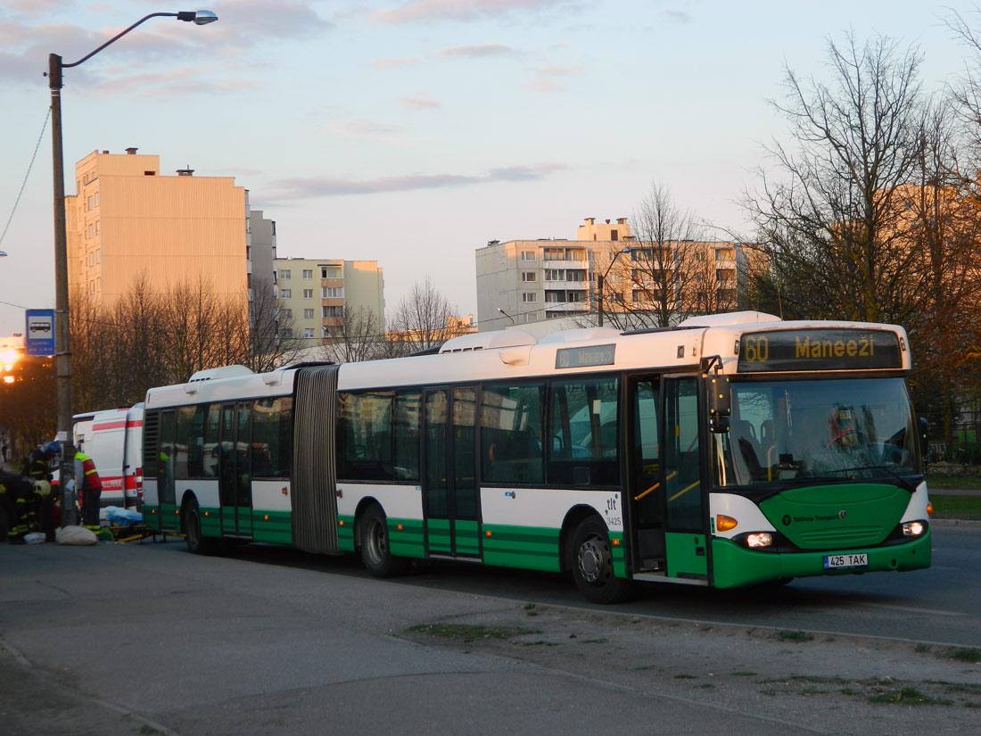 Tallinn, Scania OmniCity CN94UA 6X2 № 3425 VARIA (Tallinn)