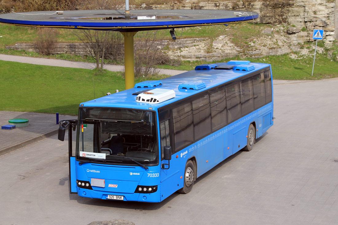 Tallinn, Volvo 8700LE № 926 BNK
