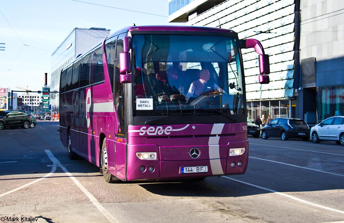 Tallinn, Mercedes-Benz O350-15RHD Tourismo № 122