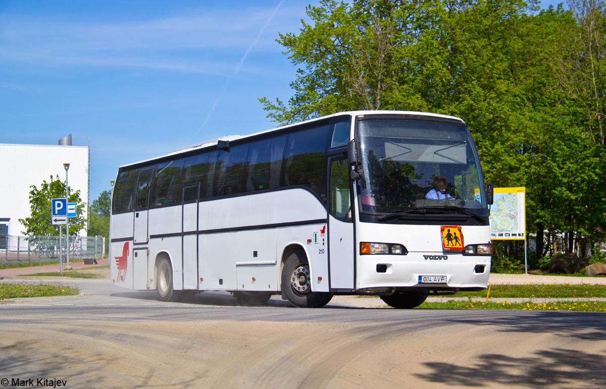 Tallinn, Carrus Star 502 № 004 AVP