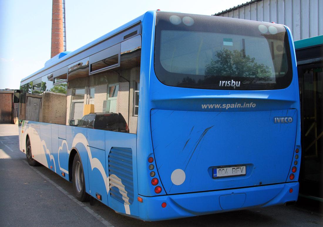 Saku, Irisbus Crossway LE 12M № 004 BFV
