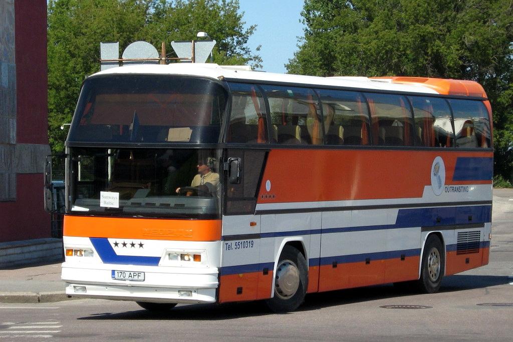 Tallinn, Neoplan N116 Cityliner № 170 APF