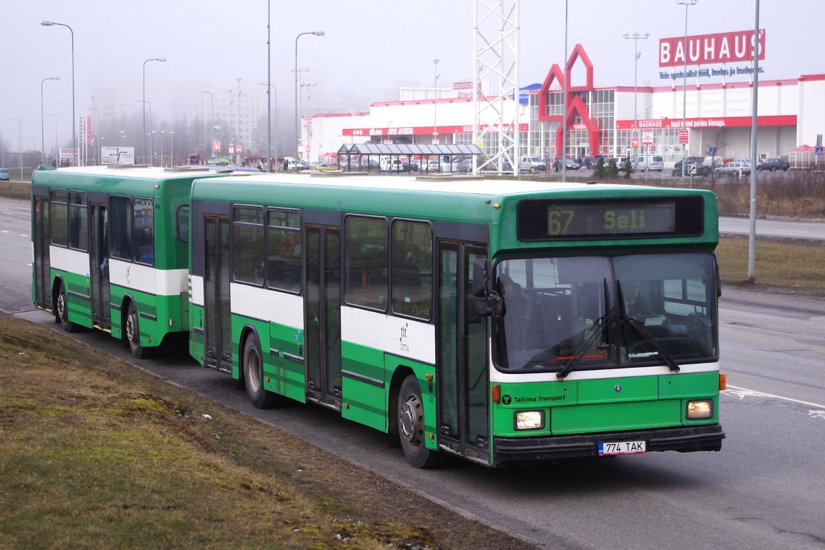 Tallinn, Hess City № 3774