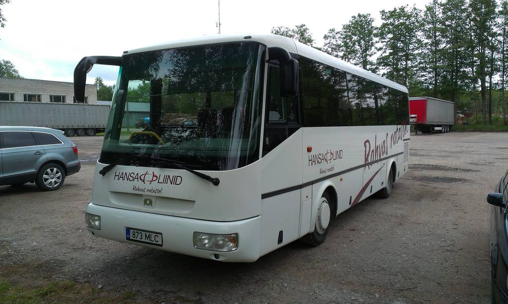Kärdla, SOR C 9.5 № 873 MLC