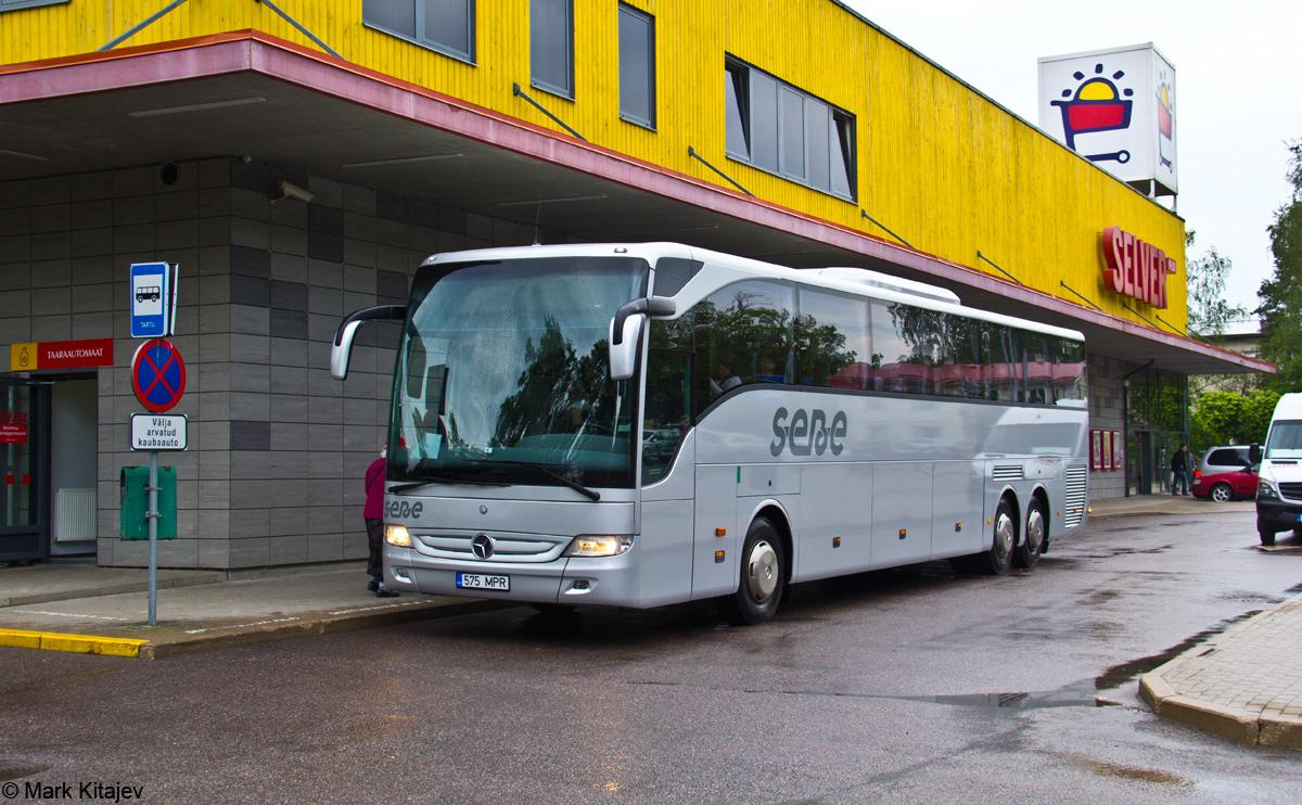 Tallinn, Mercedes-Benz O350-17RHD-II Tourismo L № 138