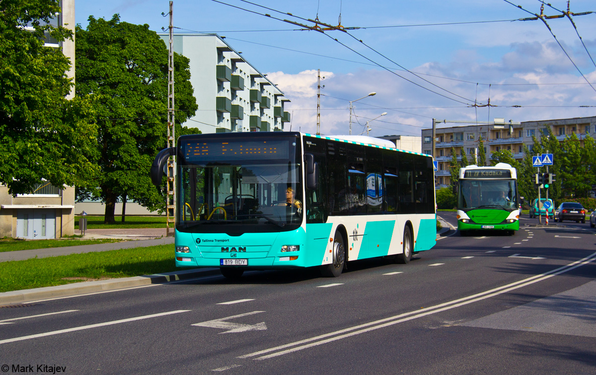 Tallinn, MAN A21 Lion's City NL283 № 1145