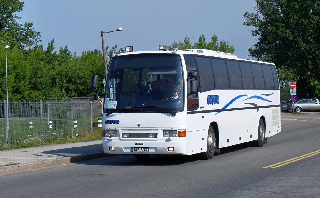 Põltsamaa, Ajokki Classic II 340 № 842 BDX