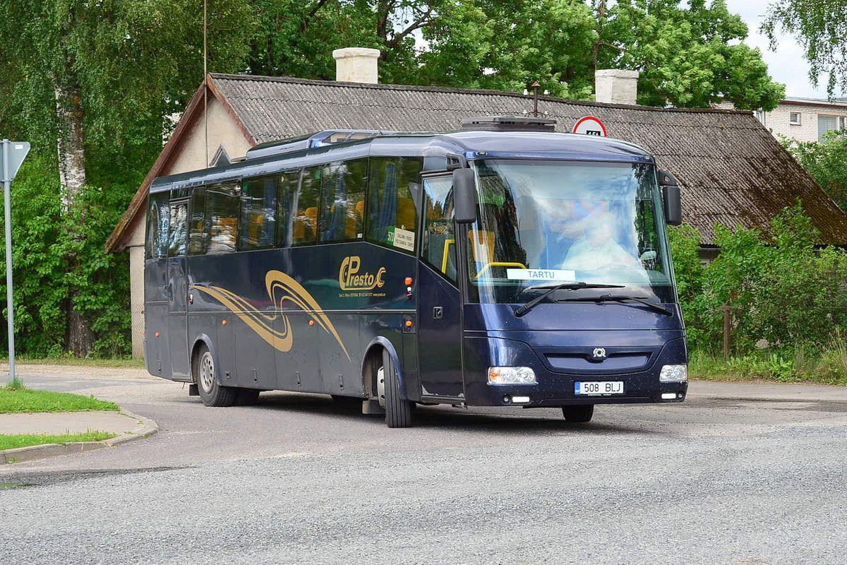 Pärnu, SOR LH 10.5 № 508 BLJ