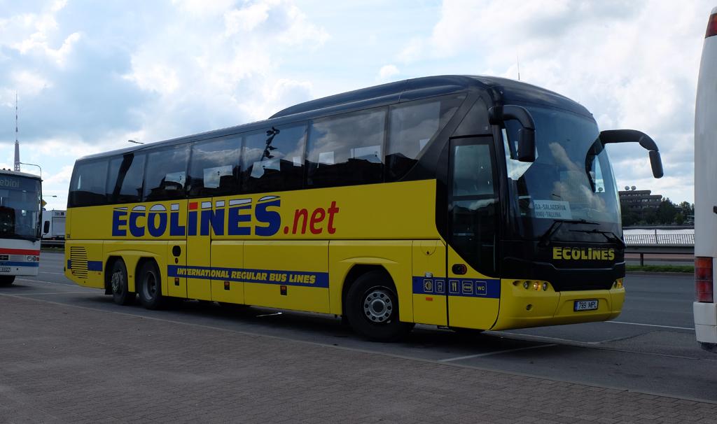 Tallinn, Neoplan N2216/3SHDL Tourliner № 336