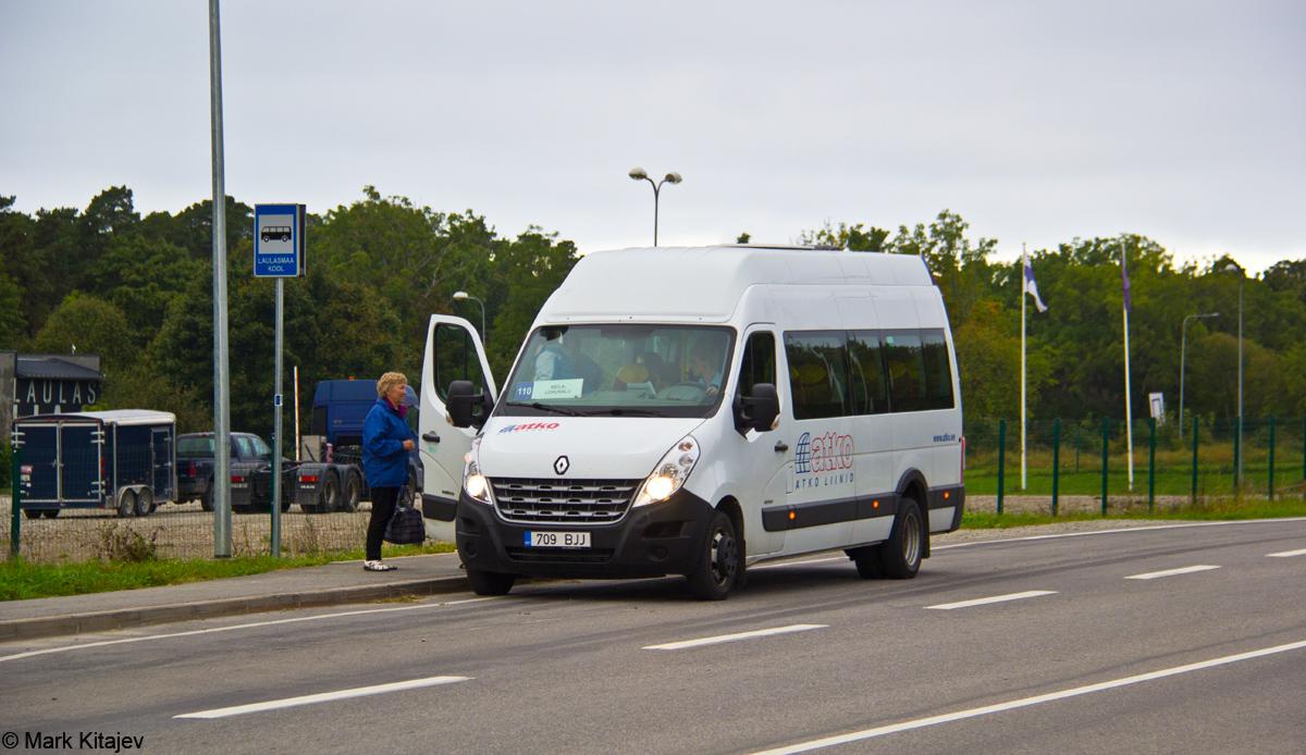 Tallinn, Renault Master T35 № 709 BJJ