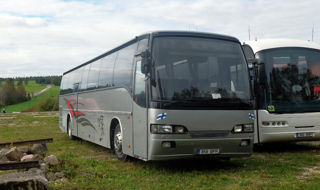 Kehtna, Carrus Vector 330 № 858 BPR