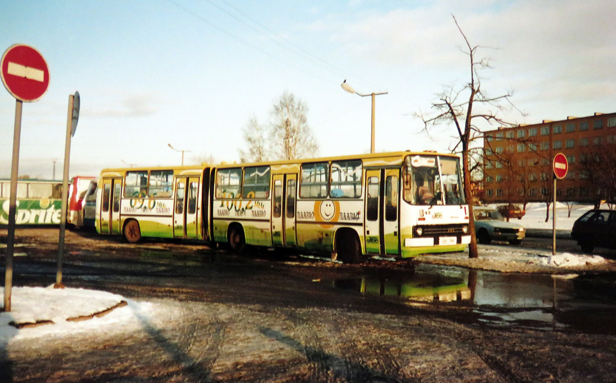 Tartu, Ikarus 280.48 № 43