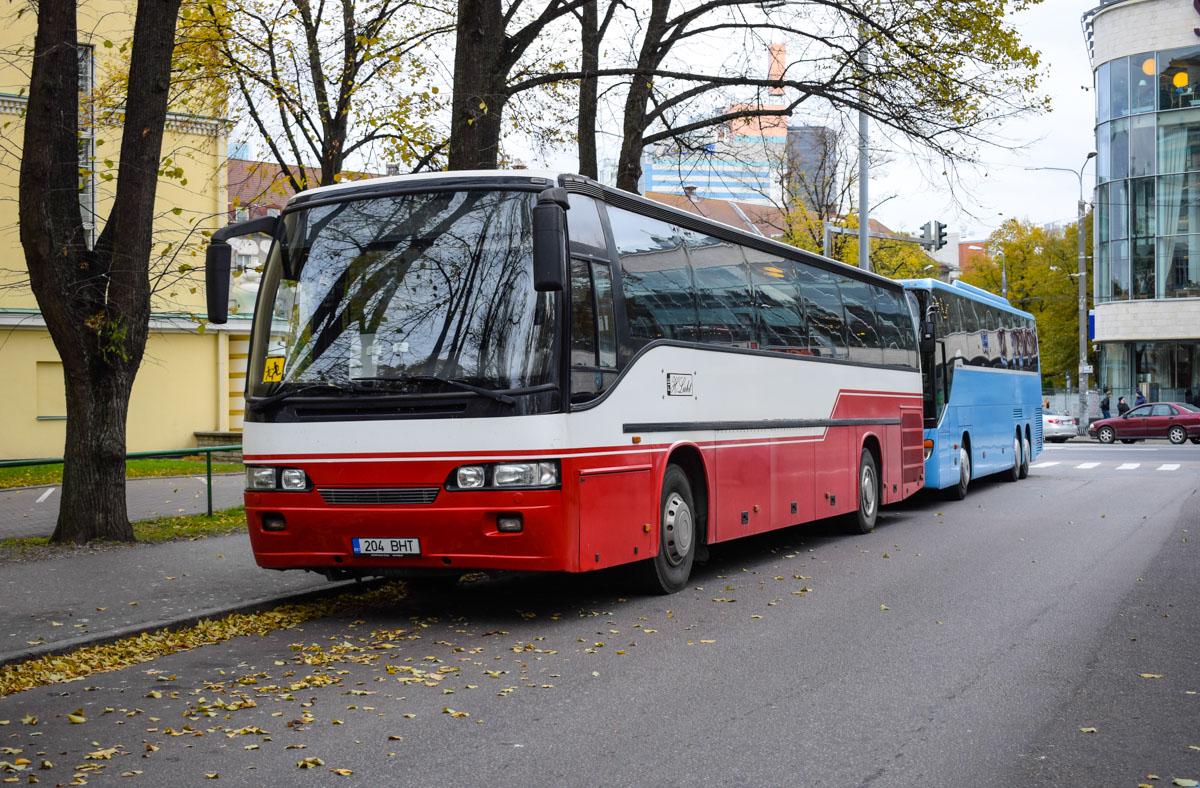 Jõgeva, Carrus Classic III 360 № 204 BHT