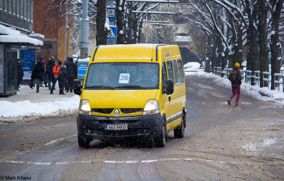 Tallinn, Renault Master T35 № 443 MKG