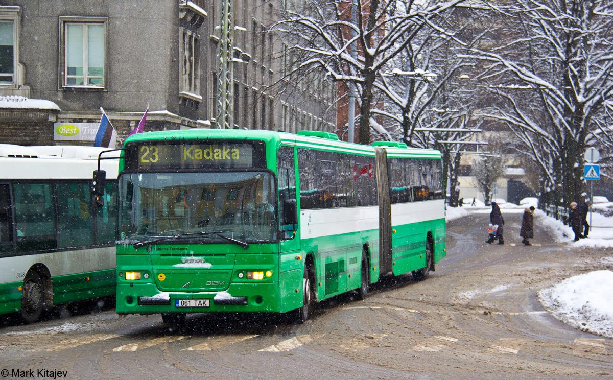 Tallinn, Volvo 8500 № 1061