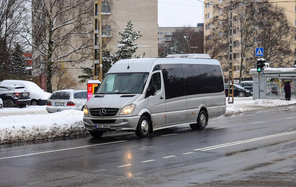 Jõgeva, Mercedes-Benz Sprinter 518CDI № 065 BNX