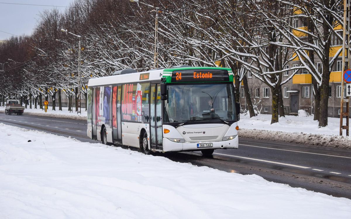 Tallinn, Scania OmniLink CK270UB 4X2LB № 2366
