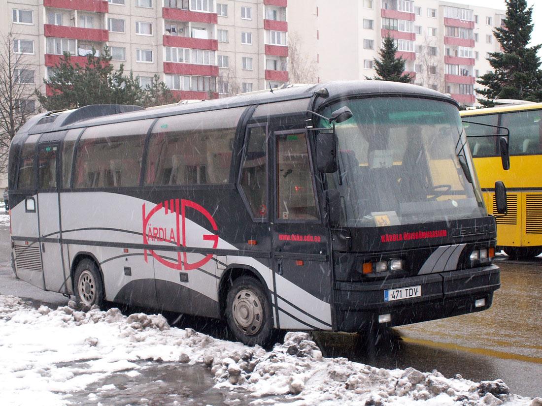 Kärdla, Neoplan N208 Jetliner № 471 TDV