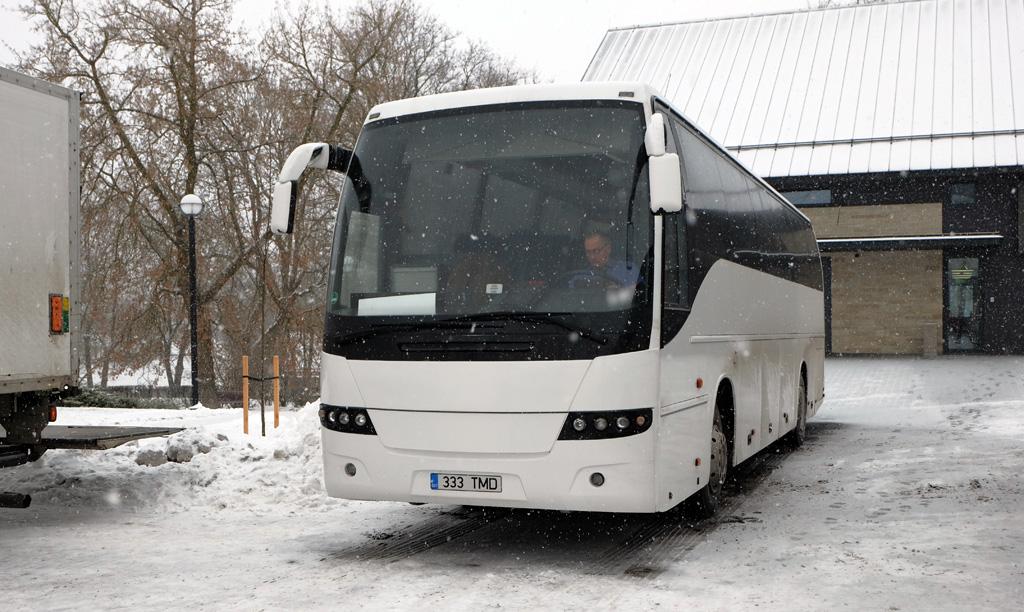 Tartu, Carrus 9700H № 333 TMD