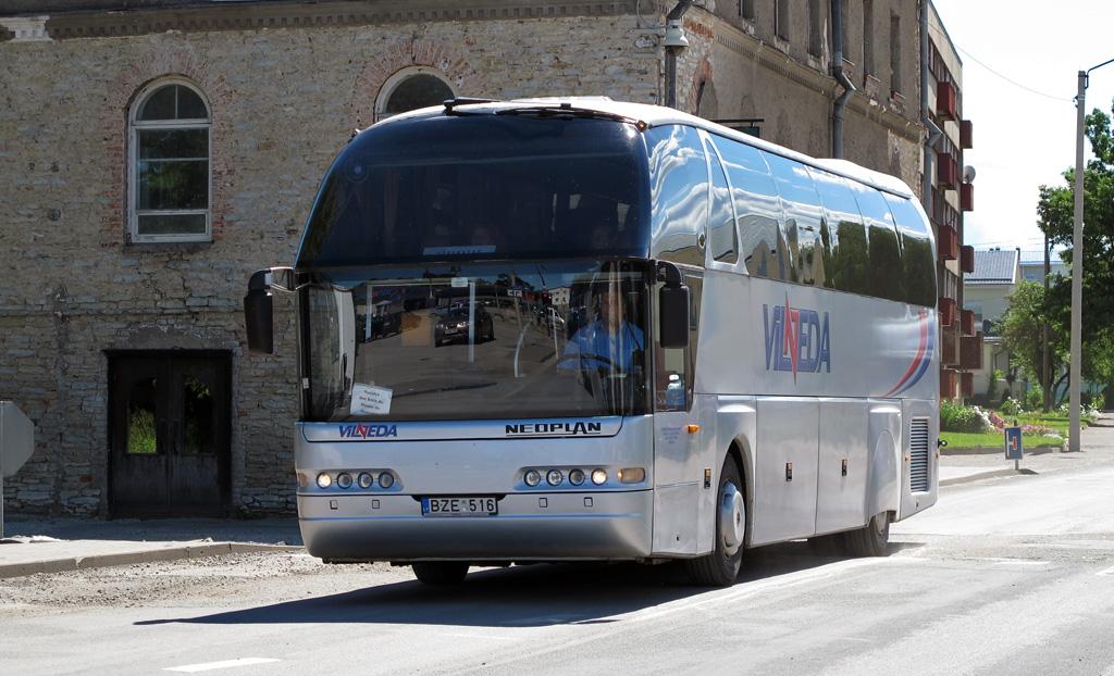 Tallinn, Neoplan N516SHD Starliner № 580 BNC