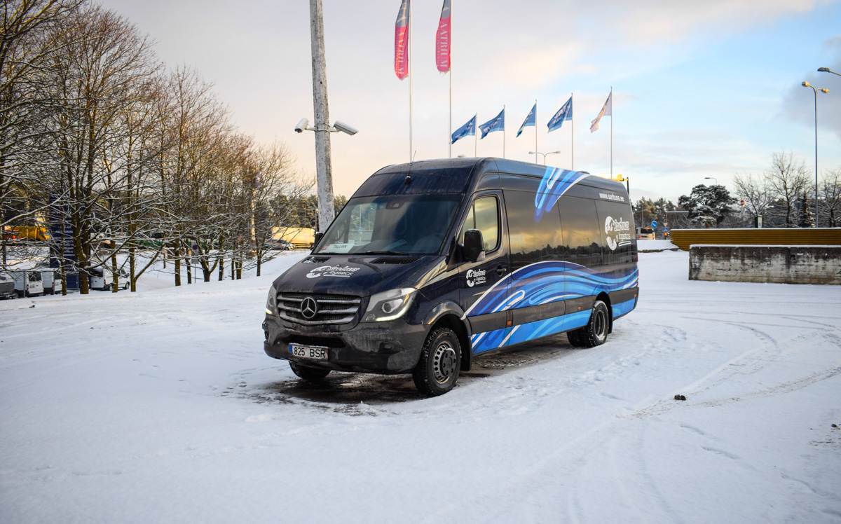 Kuressaare, Mercedes-Benz Sprinter 519CDI № 825 BSR