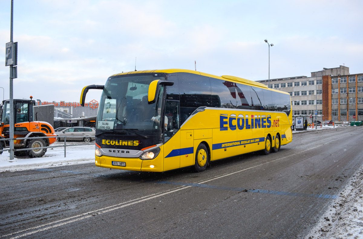 Tallinn, Setra S519HD № 815 MPT
