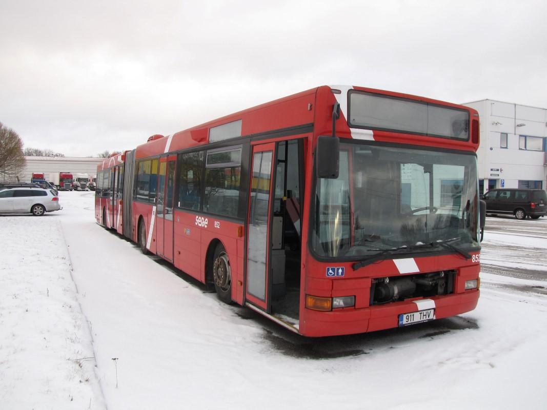 Tartu, Säffle 5000 № 852