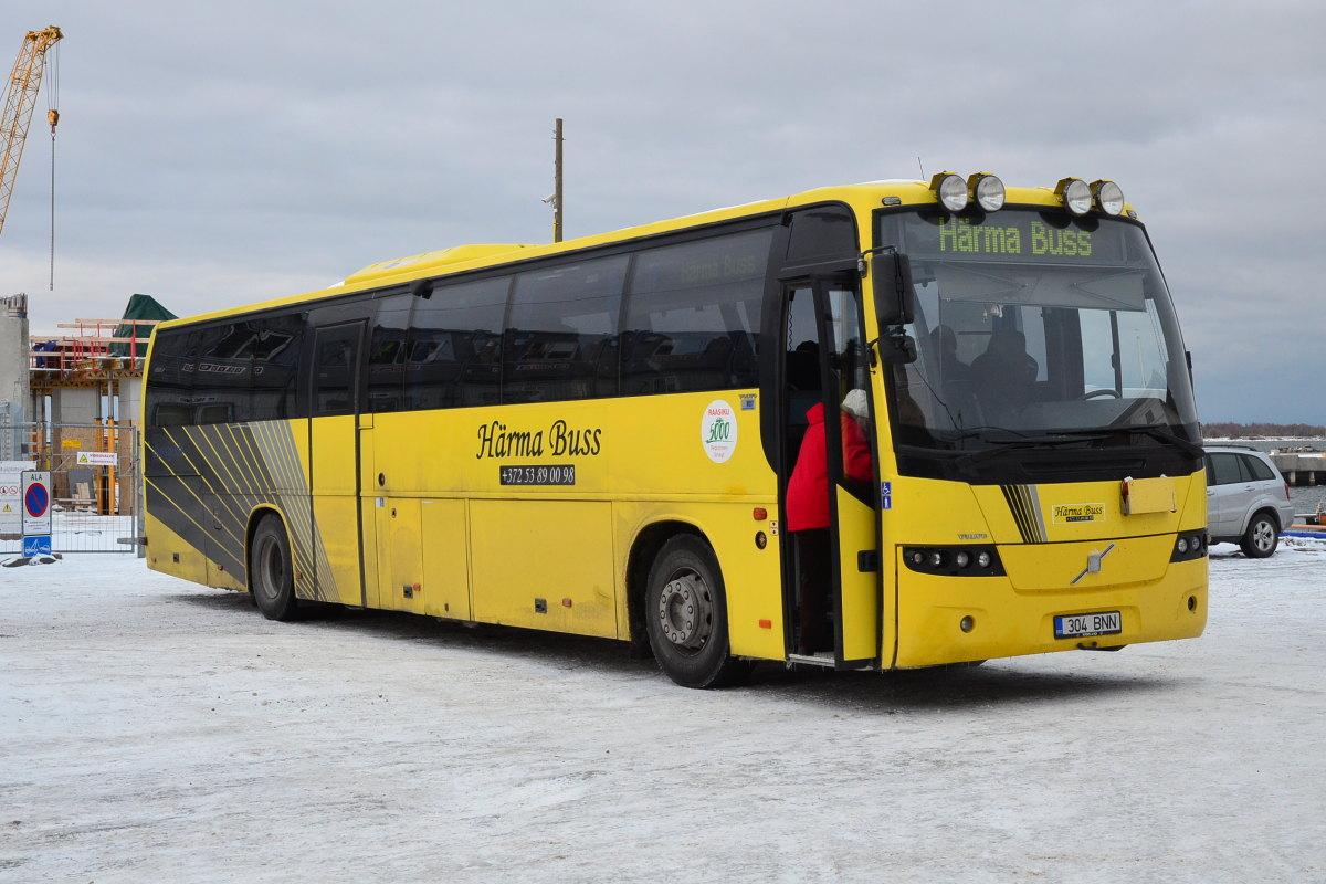 Tallinn, Volvo 9700S № 304 BNN