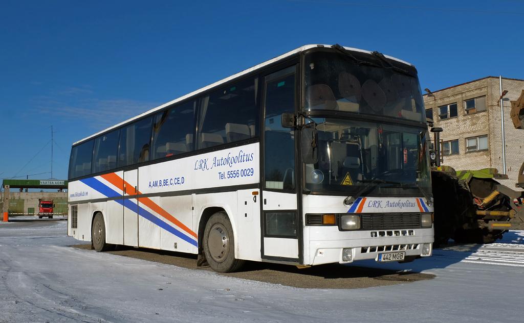 Viljandi, Jonckheere Jubilee P599 № 442 MGB