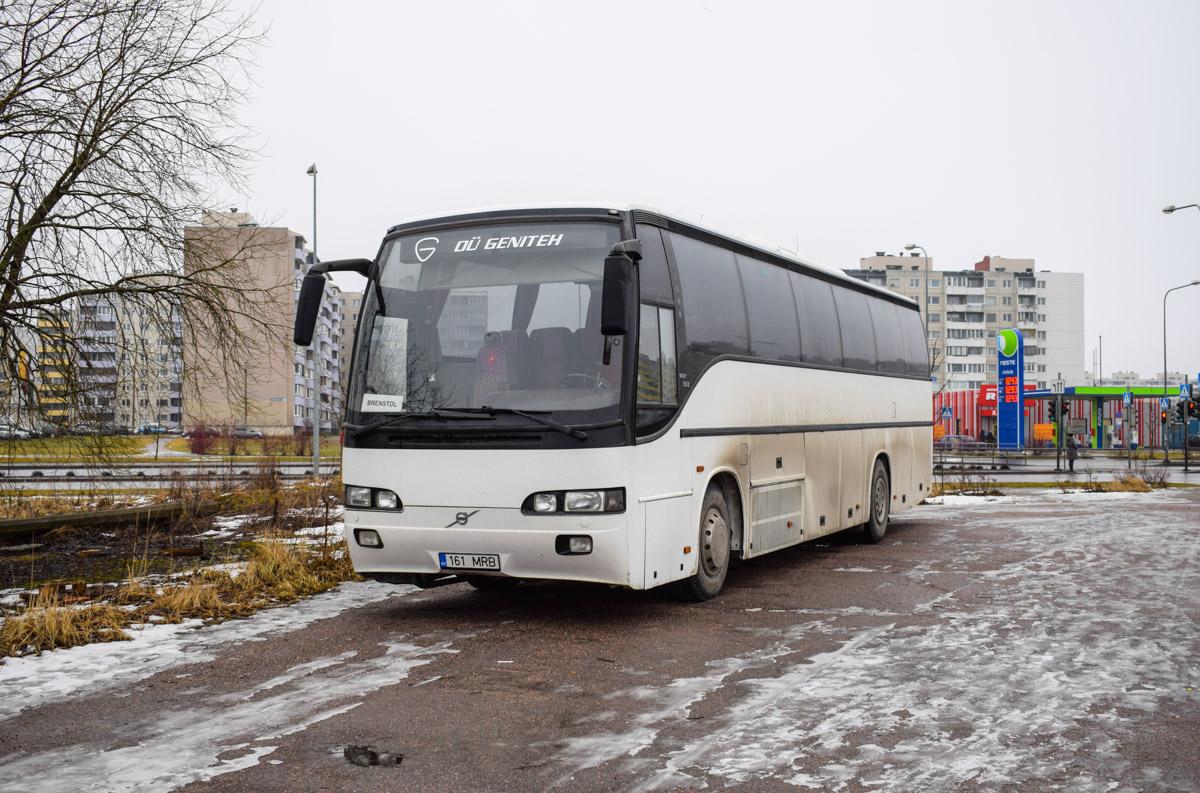 Tallinn, Carrus Star 502 № 161 MRB