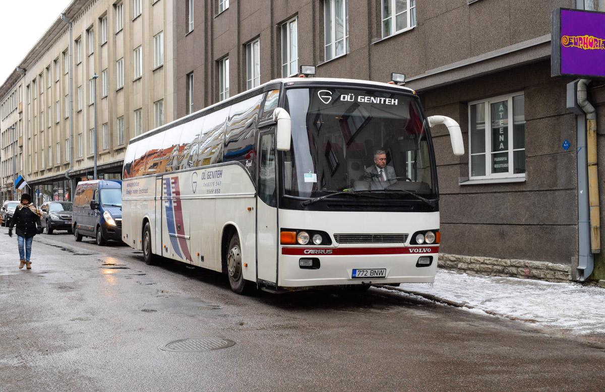 Tallinn, Carrus Regal 350 № 772 BNW