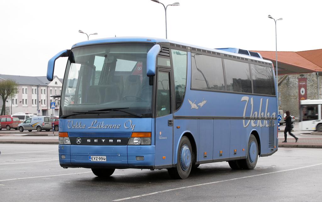 Viljandi, Setra S309HD № 524 BMR