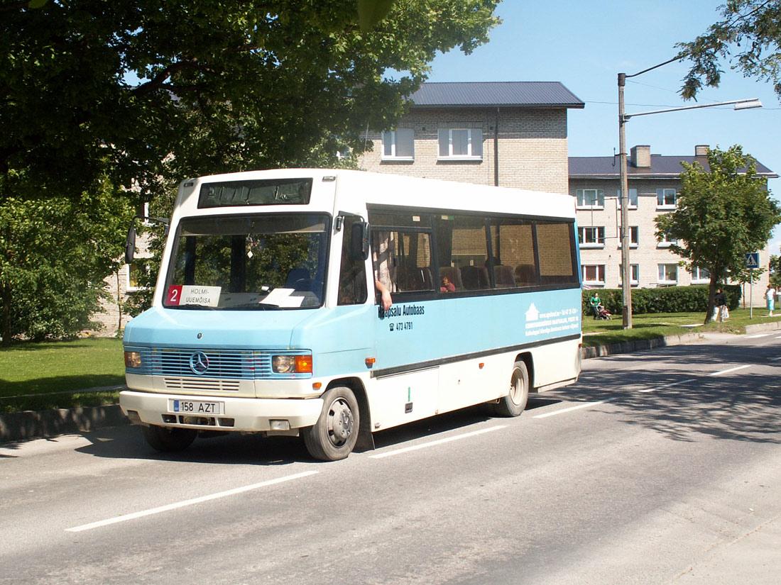 Haapsalu, Kowex № 158 AZT