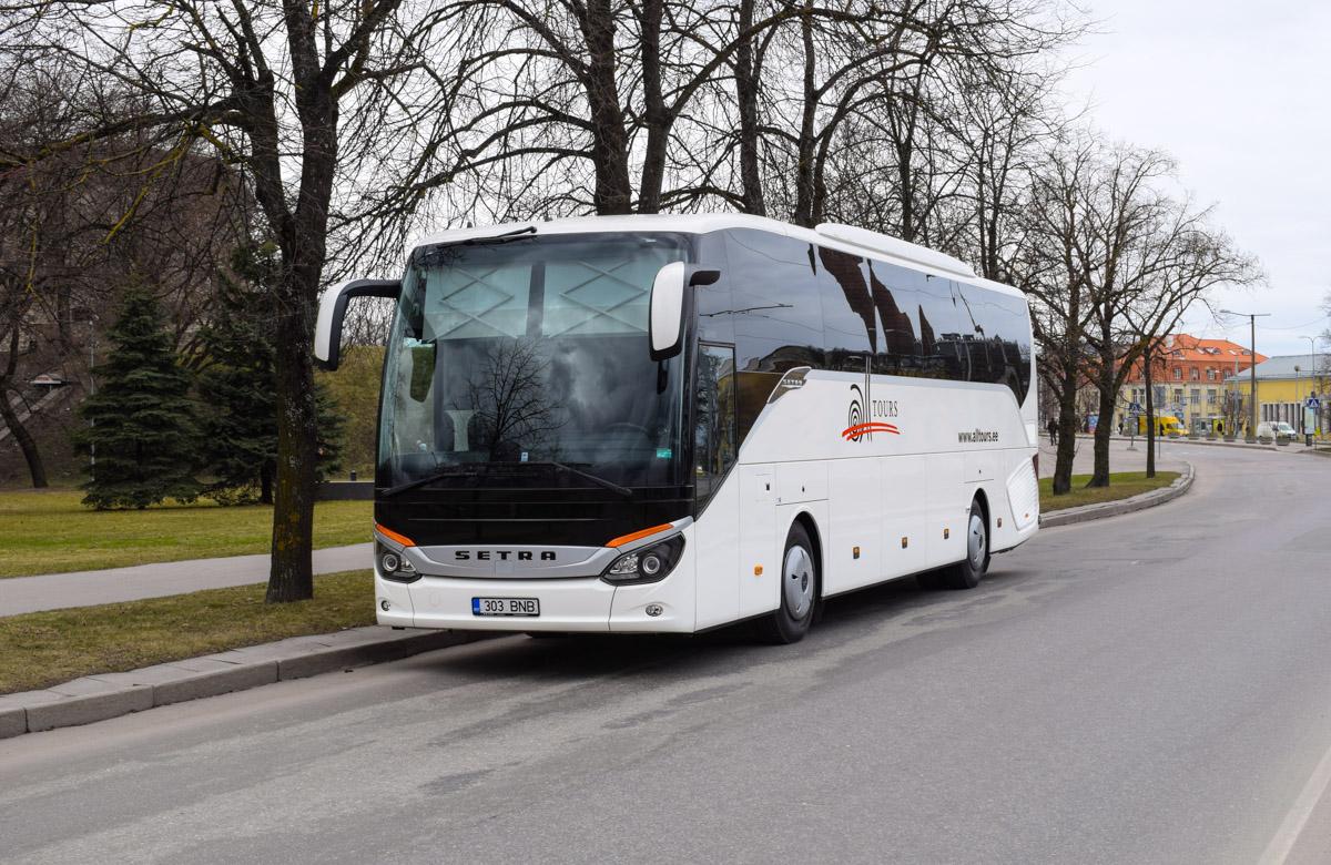 Pärnu, Setra S515HD № 303 BNB