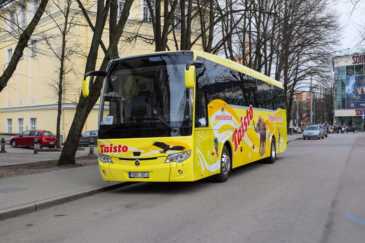 Antsla, TEMSA HD 12 № 090 BTJ