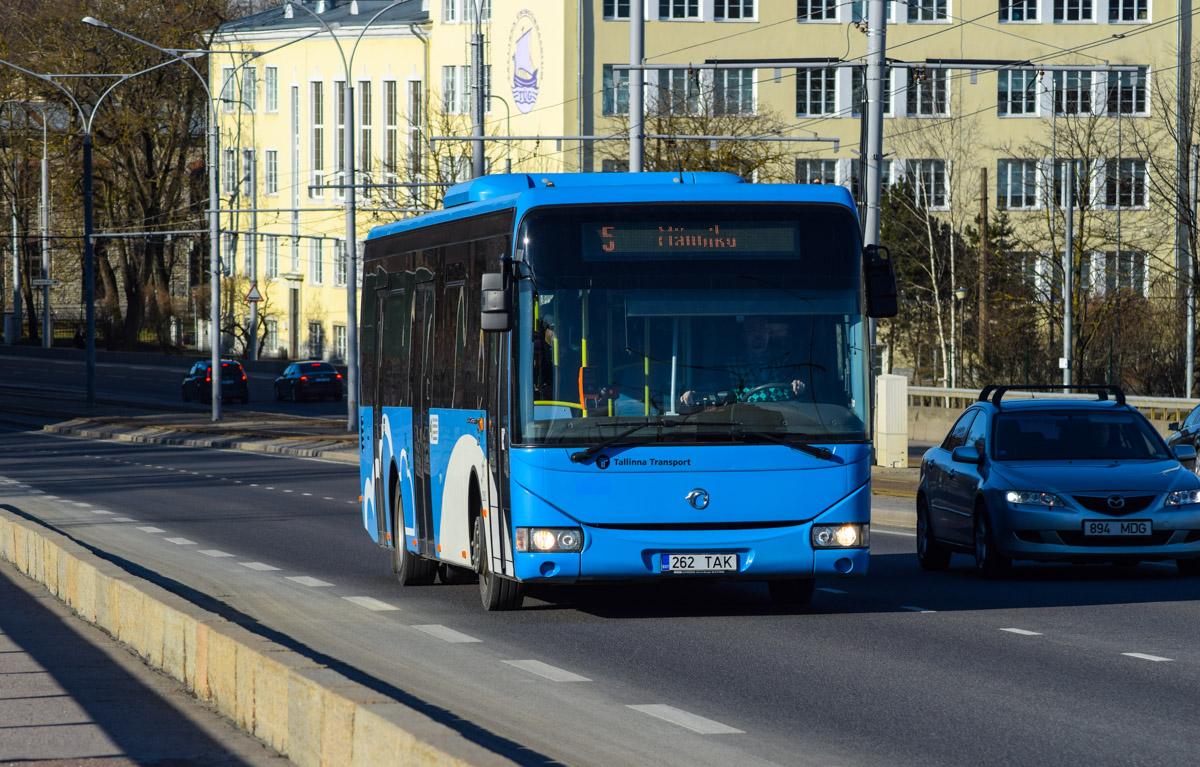 Tallinn, Irisbus Crossway LE 12M № 2262